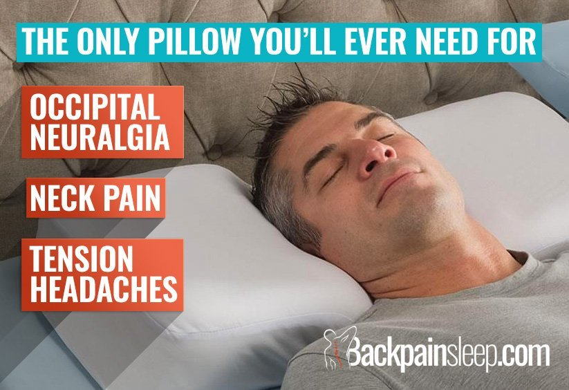 the best pillow for occipital neuralgia